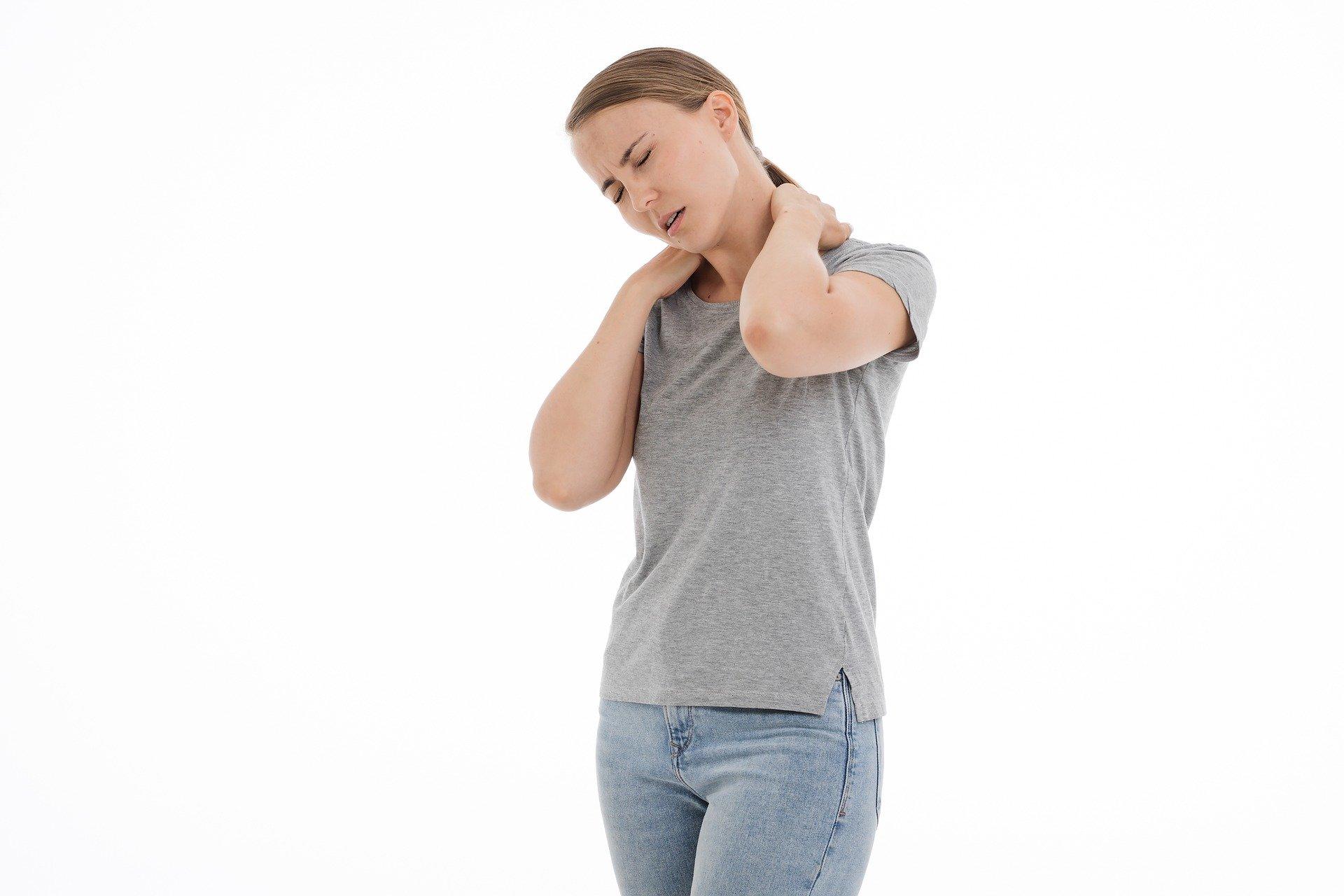Ejercicios para mitigar el dolor de la cervicalgia