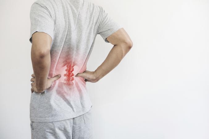 Ejercicios para mitigar el dolor lumbar
