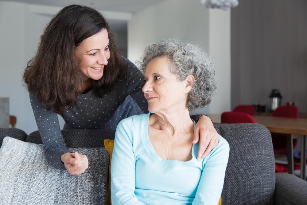 Cómo cuidar a una persona con Alzheimer u otras demencias