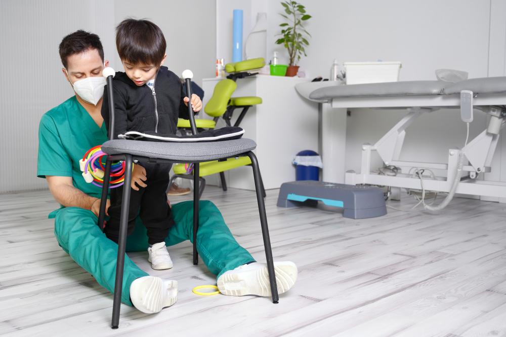 ¿Cómo favorecer el movimiento en niños con daño cerebral?