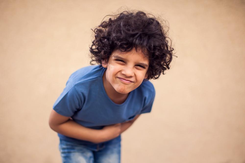 Los vómitos y diarrea en los niños