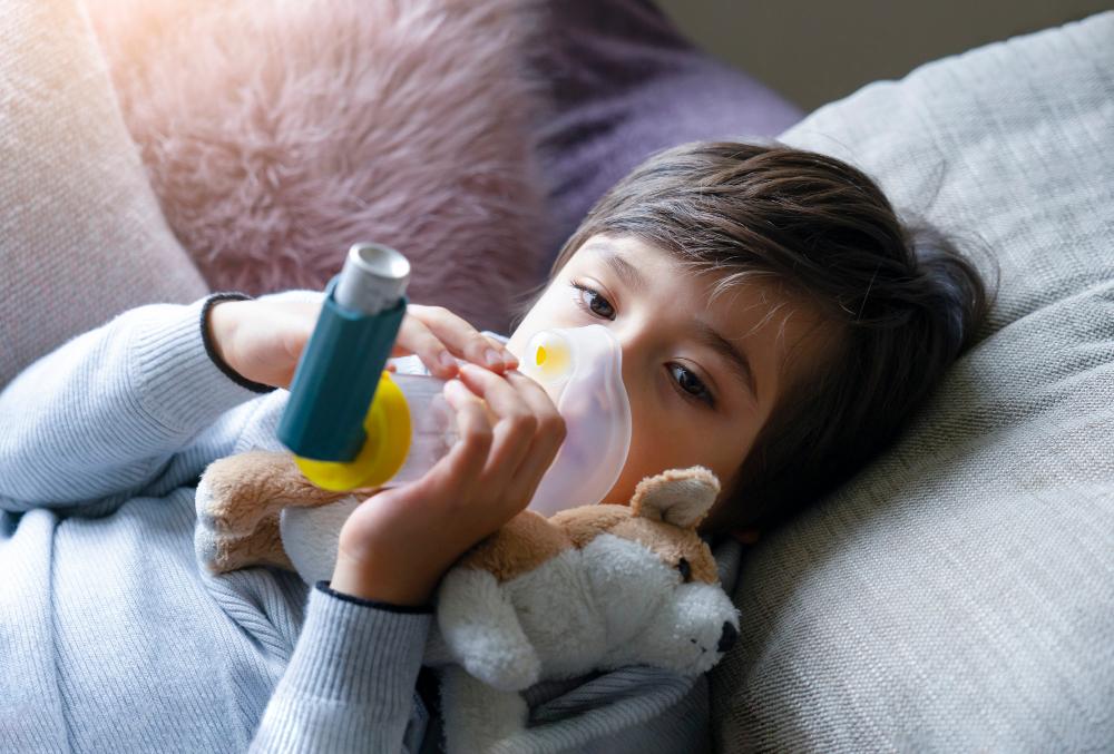 ¿Cómo usar correctamente los inhaladores en niños? no es tan sencillo como dicen