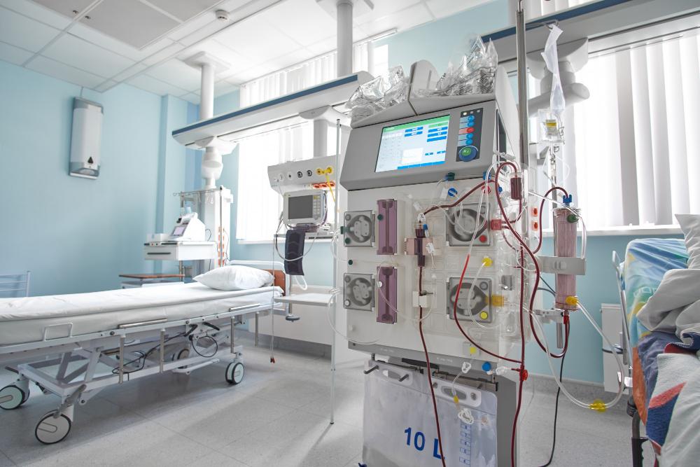 ¿Qué es una unidad de cuidados intensivos o una UCI?