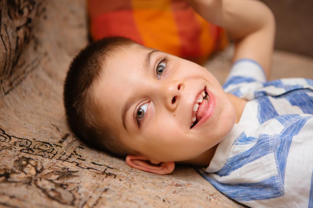 Favorecer una deglución segura en niños con daño cerebral