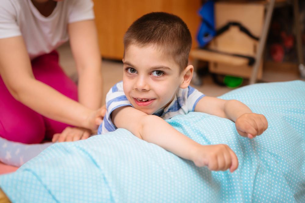 Estimulación sensorial de los niños con daño cerebral adquirido