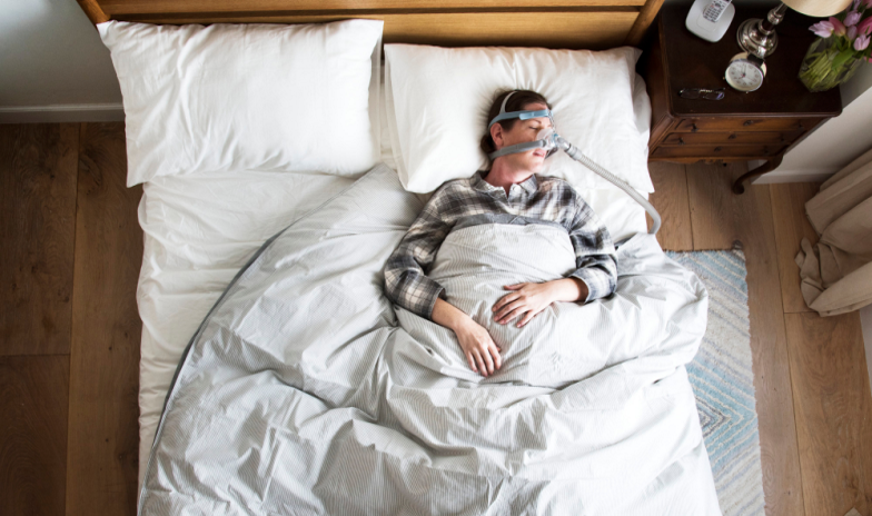 Vivir con apnea del sueño