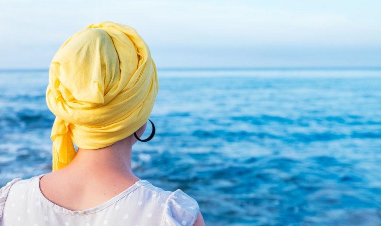 1 pañuelo, 1 peinado, 1.000 estilos. Recursos oncoestéticos